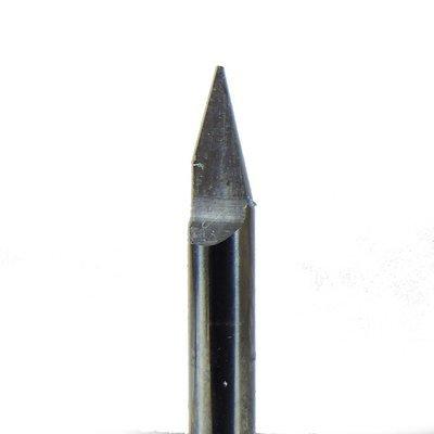 Solid Carbide Single Flute Engraving Bit