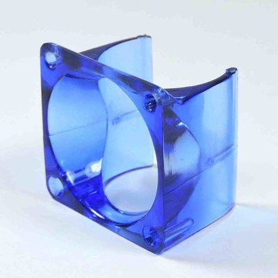 Injection Moulded Fan Duct
