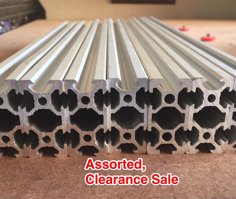 2040 V-Slot (40% Discount, Bundle 1, Silver)