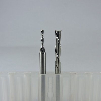 Solid Carbide Downcut Fish Tail Spiral Bits
