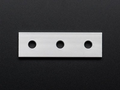 3 Hole Joining Plate for 2020 V Slot/T slot extrusion
