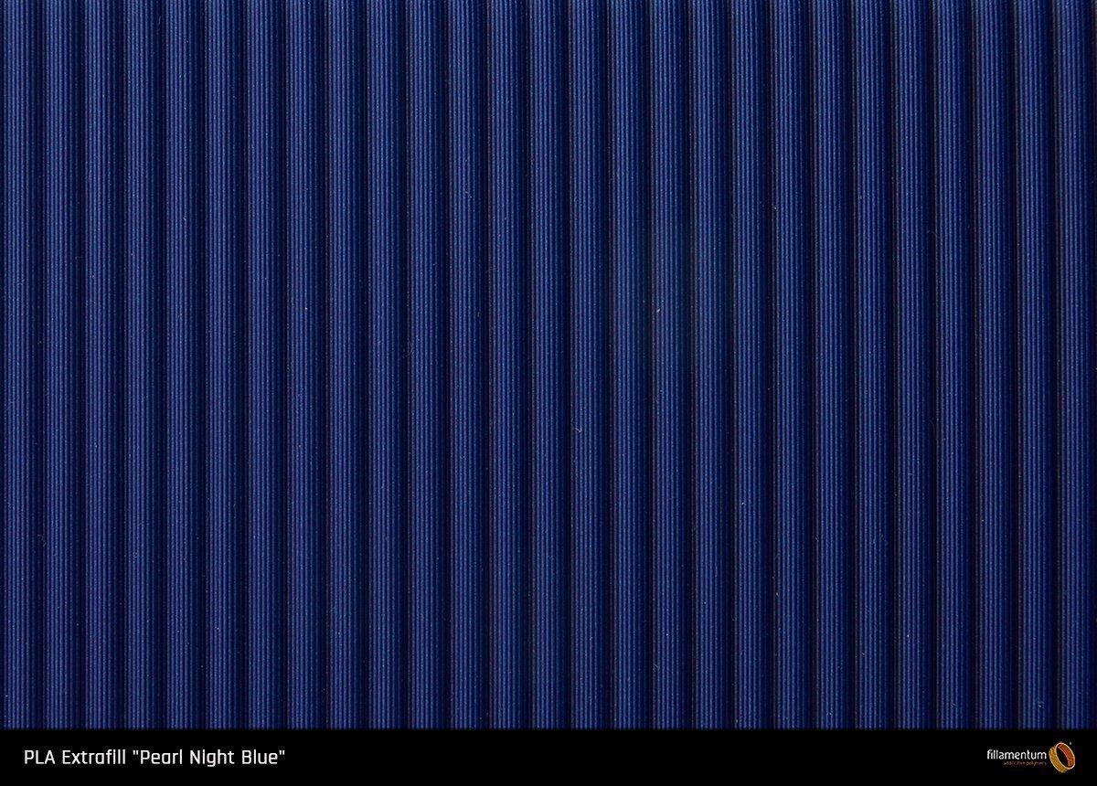"Fillamentum PLA Extrafill ""Pearl Night Blue"" 1.75"