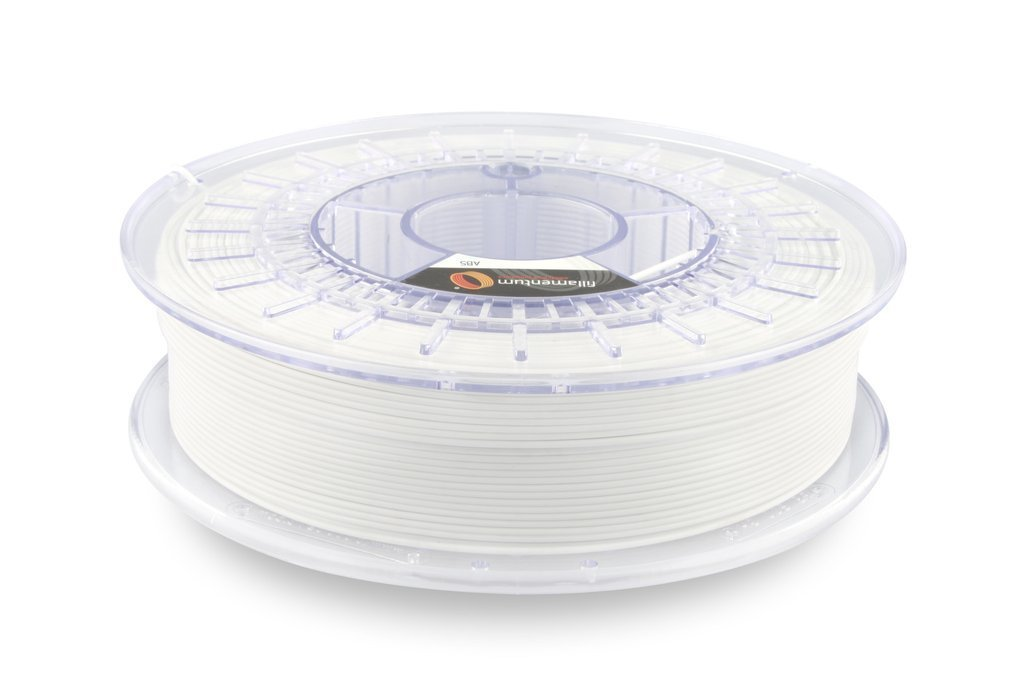 "Fillamentum ABS Extrafill ""Traffic White"" 1.75"