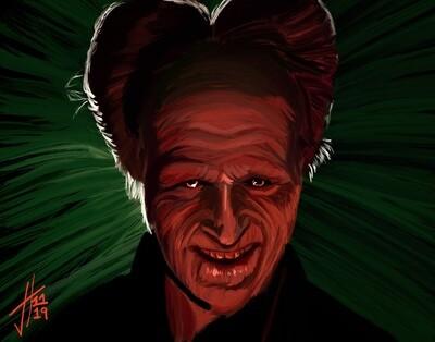Dracula Gary Oldman Print