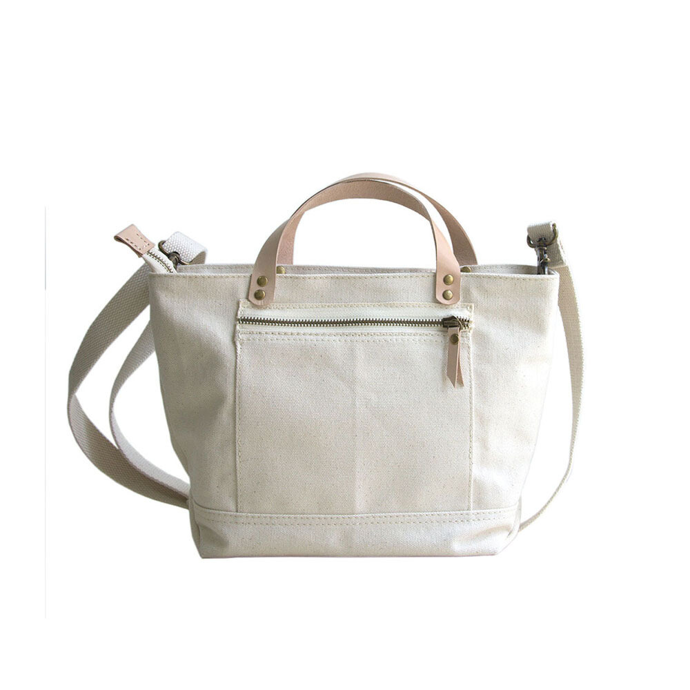 Blanck Canvas Tote Bag