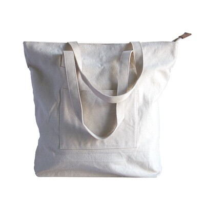Blank Canvas Tote Bag