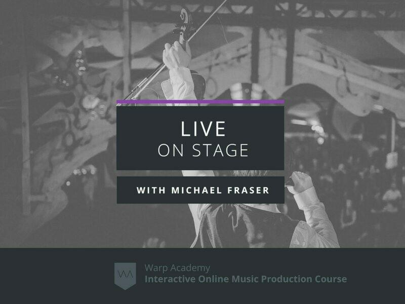 Warp Academy presents Live On Stage