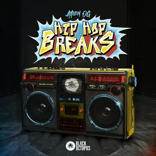 Black Octopus presents Amen OG - Hip Hop Breaks