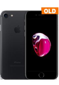 iPhone7 32GB ブラック 中古 (SIMセット) ※お申込みより3~5営業日で配送 (アメリカ国内在庫)