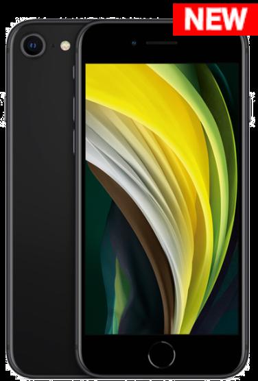 iPhoneSE 2020 64GB ブラック SIMフリー新品 (SIMセット) ※お申込みより3~5営業日で配送 (日本国内在庫)