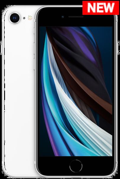 iPhoneSE 2020 64GB ホワイト SIMフリー新品 (SIMセット) ※お申込みより3~5営業日で配送 (日本国内在庫)