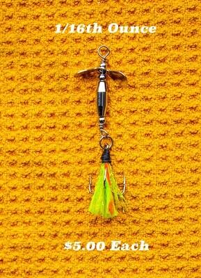 Individual Swirleybirds