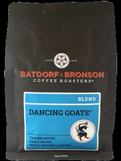 Batdorf & Bronson Whole Bean Coffee
