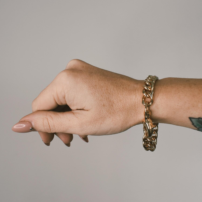 Perfect Clasp Chain Bracelet