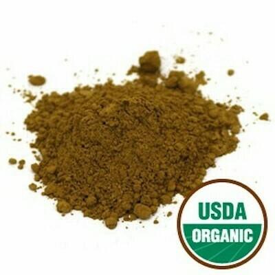 Aloe vera leaf pwd organic 1 oz