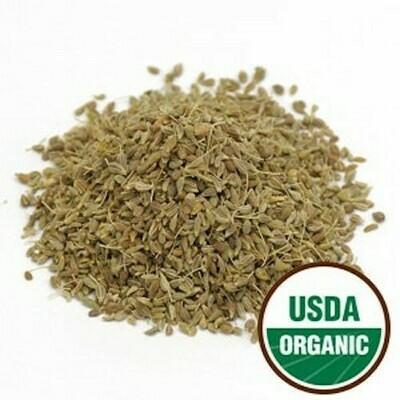 Anise Seed whole organic 1oz