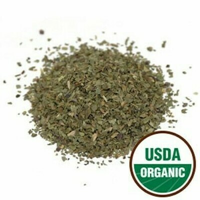 Basil Leaf Organic, c/s 1 oz