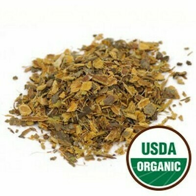 Buckthorn Bark, Organic, c/s 1 oz