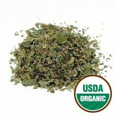 Blackberry Leaf c/s organic 1 oz