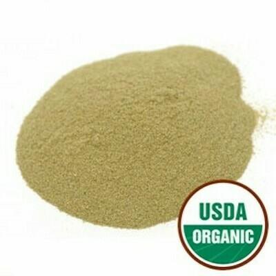 Buchu Leaf pwd organic 1 oz