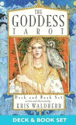 Goddess Tarot kit