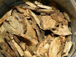 Atractylodes root, whole 1 oz