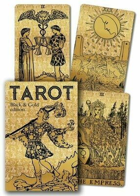 Black & Gold Tarot