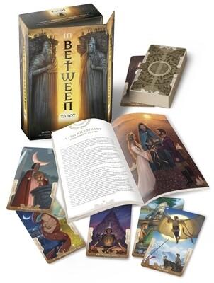In between tarot deck/book set