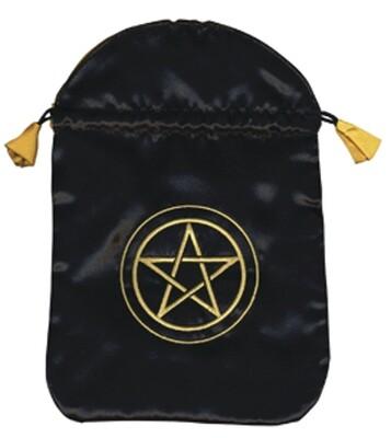 Pentacle Tarot Bag