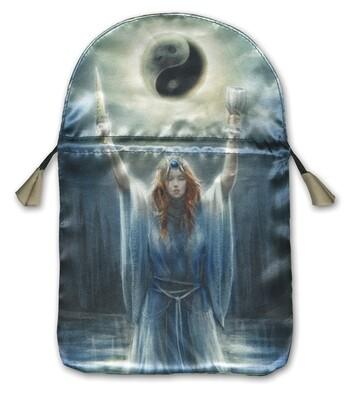 Sacred Priestess Tarot Bag