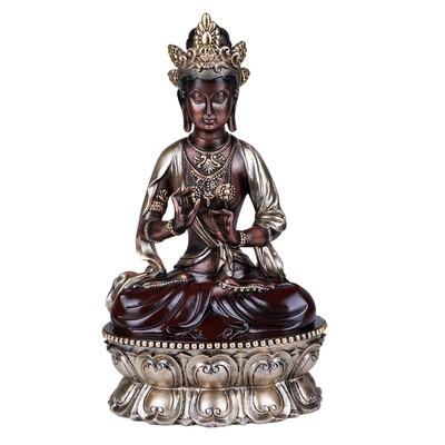 Buddah on Lotus
