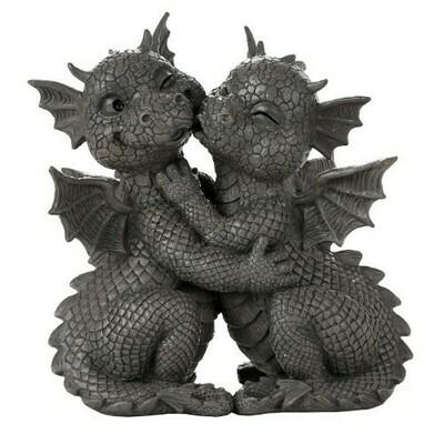 Garden Dragon couple