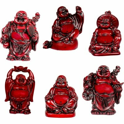Buddha Red 2