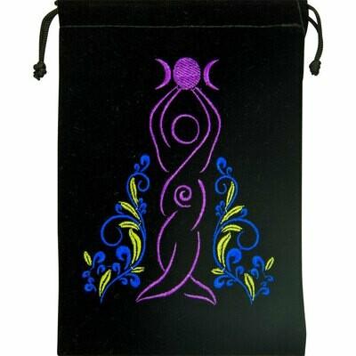 Velvet Bag Goddess