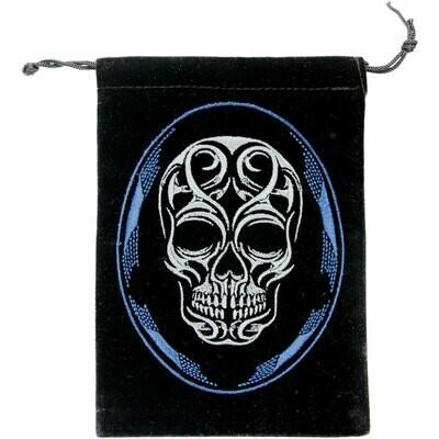 Velvet Bag Skull