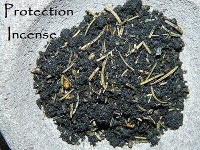 Protection Incense 1/2 oz