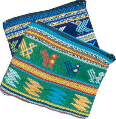 Guatamalan Lg Purse