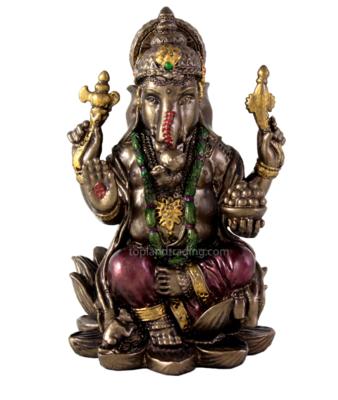 Ganesh statue sm