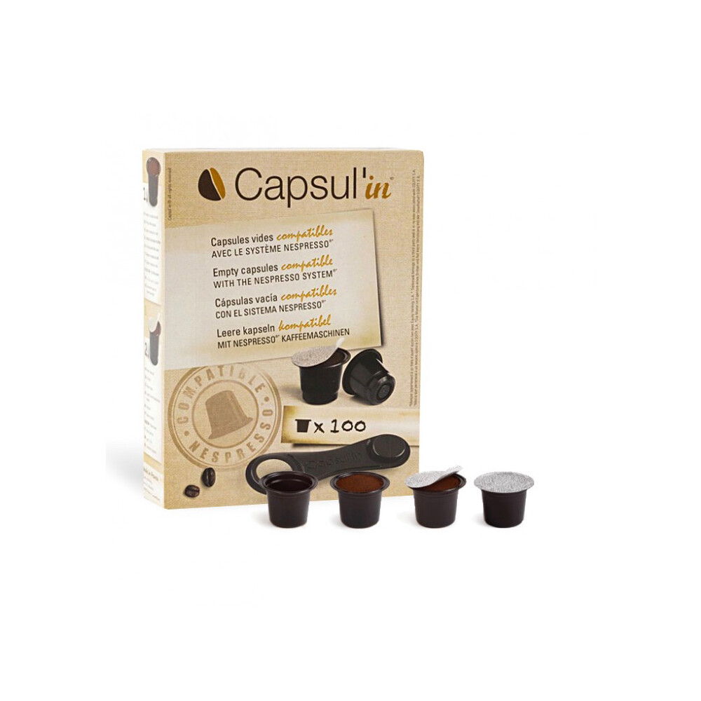 CAPSUL'in Kapseln