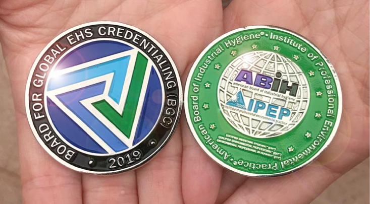 Challenge Coin - 2019
