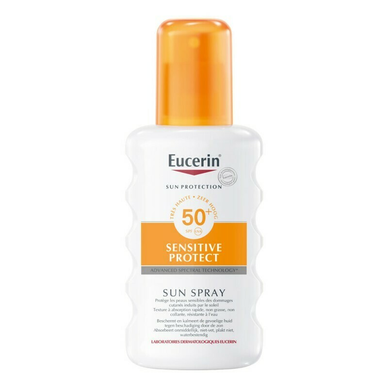 Eucerin Sun Spray Sensitive Protect 200ML