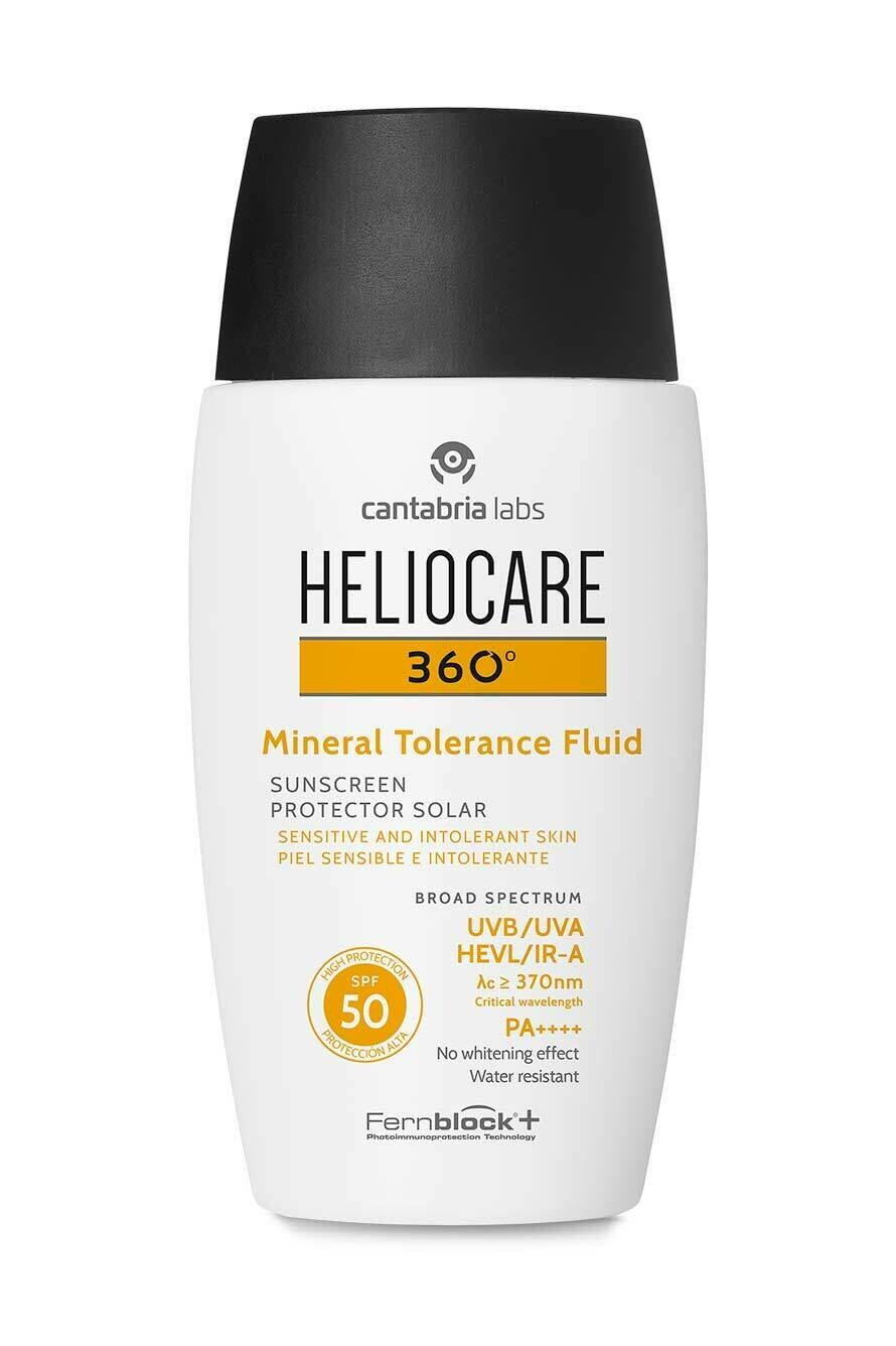 HELIOCARE 360º . Mineral Tolerance Fluid SPF 50