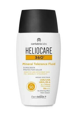 HELIOCARE 360º . Mineral Tolerance Fluid SPF 50