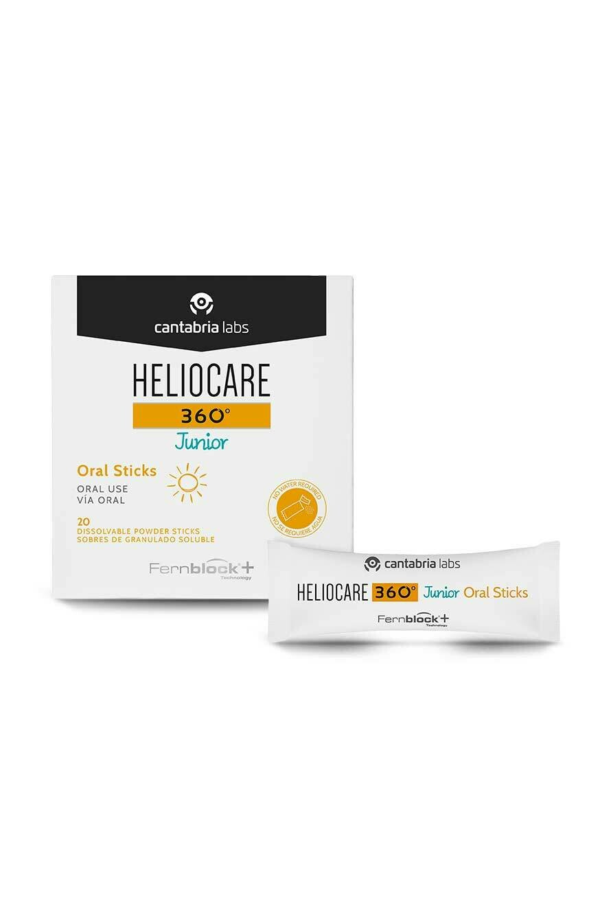HELIOCARE 360º Junior Oral Sticks