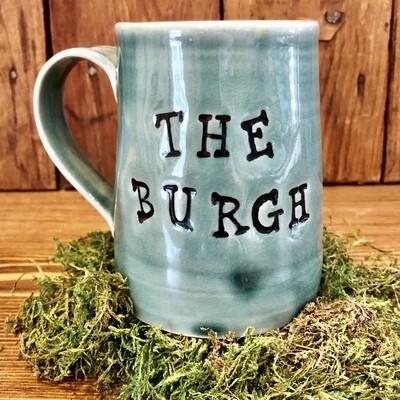 Mug - The Burgh