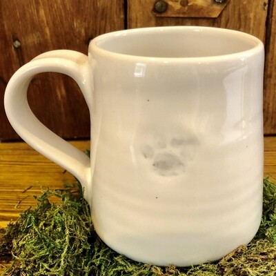 Mug - Paw Print