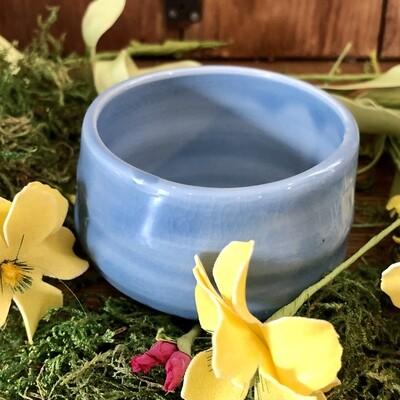 Bowl - Succulent Blue