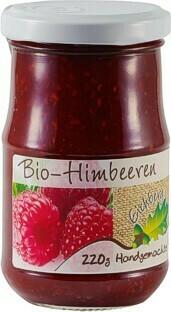 Himbeer-Fruchtaufstrich BIO 220g