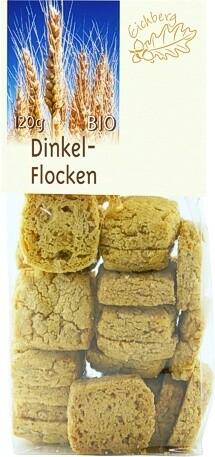 Dinkel-Flocken-Chrömli 120g BIO