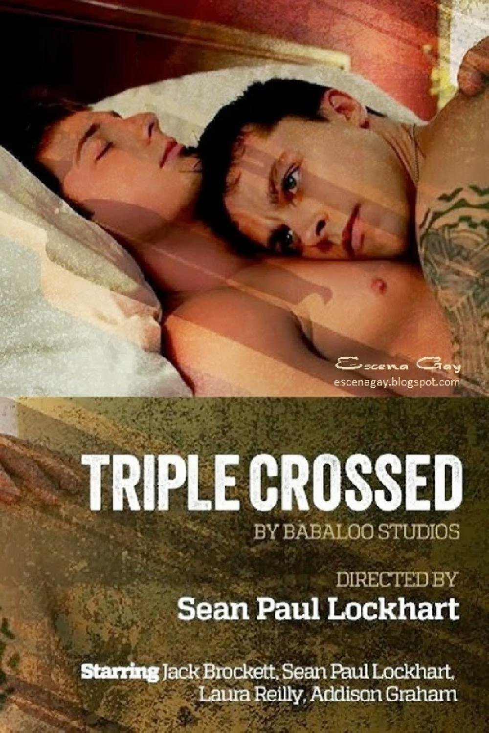 Triple Crossed DVD (with Cover Autographed by SPL)
